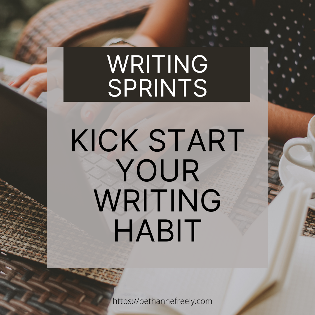 writing sprints graphic title